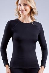 Sport-Shirt, langarm von Mey Damenw�sche