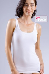 Tank Top, Cotton, 2er-Pack von Skiny