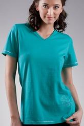 Shirt, V-Ausschnitt von Skiny