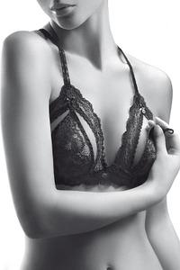 Abbildung zu Triangel-BH, Open-Up (P010) der Marke Aubade aus der Serie Boite a Desir