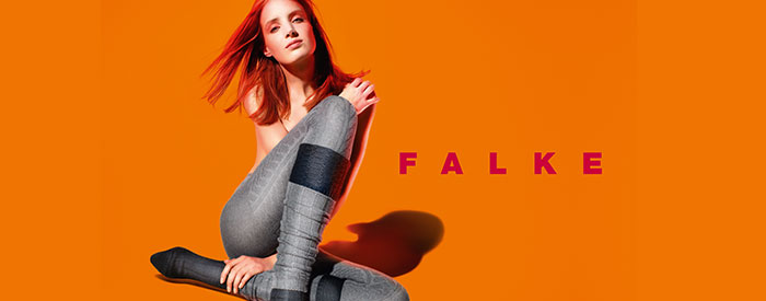 FALKE - Striggings, strick