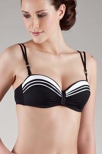 Abbildung zu Bandeau-Bikini-Oberteil (AB5034) der Marke Lise Charmel aus der Serie  Cap au soleil