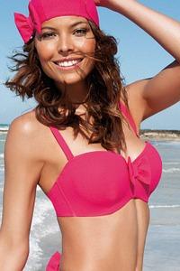Abbildung zu Bandeau-Bikini-Oberteil (FB7103) der Marke Antigel aus der Serie La bomb r�tro