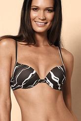 Schalen-Bikini-Oberteil von Sloggi