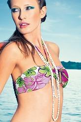 Bandeau-Bikini Oberteil von Skiny