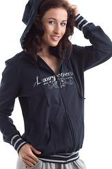 Sweatshirt-Jacke von Schiesser