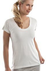 Shirt, kurzarm von Skiny