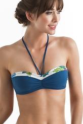 Bandeau-Bikini-Oberteil von Sloggi