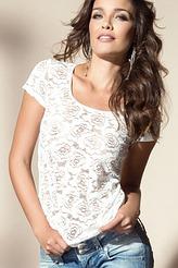 Kurzarm-Shirt von Antigel