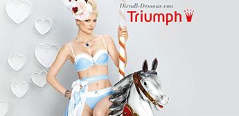 Dirndl Season von Triumph
