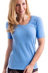 Shirt, kurzarm, Rundhals von Schiesser