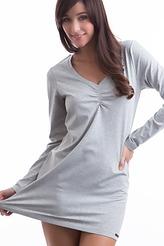 Longshirt, classic von Skiny