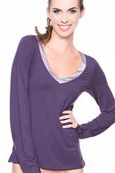 Shirt, langarm von Calvin Klein