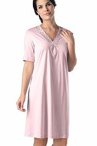 Abbildung zu Nachthemd, 1/2-Arm (077735) der Marke Hanro aus der Serie Moments