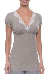 Shirt, kurzarm von Antigel