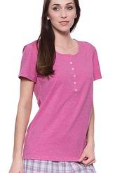 Shirt, kurzarm von Palmers