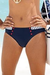 Bikinislip, Knopfdetails von Lidea
