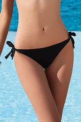 Bikini-Slip mit Schn�rung von Lise Charmel