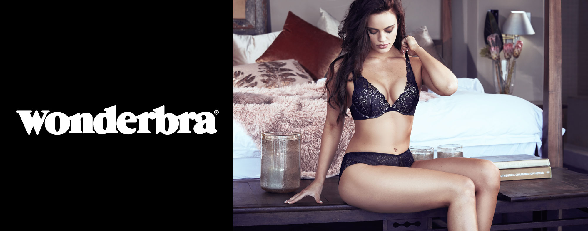 Wonderbra - Full Effect Lace