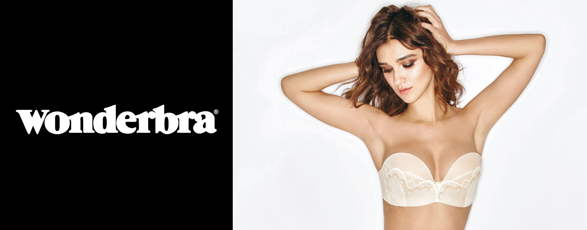 Wonderbra - Perfect Strapless Lace