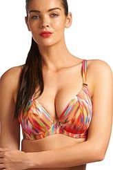 Plunge-Bikini-Oberteil mit Bügel von Freya