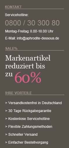 Markenartikel bis 40% reduziert