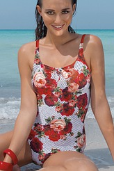 Badeanzug mit Bügel von Antigel