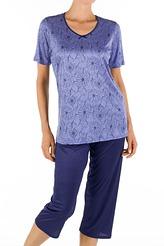 Pyjama, 3/4-lang, kurzarm von Calida