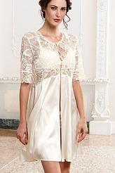 Kimono Kurz, Luxus von Lise Charmel