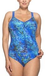 Badeanzug mit Bügel von Ulla