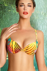 Bikini-Oberteil Push/Light von Lise Charmel