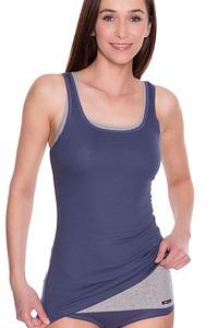 Abbildung zu Tank-Top Cotton, 2er-Pack (081147) der Marke Skiny aus der Serie Advantage