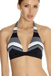Triangel-Bikini-Oberteil m. B�geln von Huit