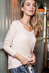 Shirt Baumwolle, langarm von Skiny