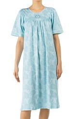 Kurzarm-Nachthemd von Calida