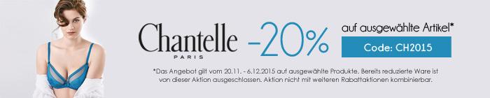 Chantelle-Aktion 2015