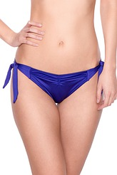 Bikini-Slip mit seitl. B�ndern von Watercult
