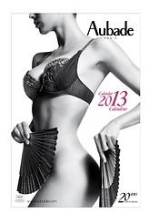 Aubade Kalender 2013 von Aubade