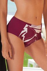 Bikini-Slip, Taille von Lisca