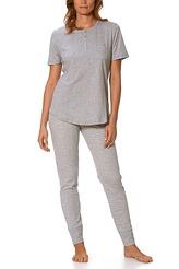 Pyjama, kurze Ärmel von Mey Damenwäsche