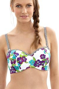 Abbildung zu Bandeau-Bikini-Oberteil (SW0873) der Marke Panache aus der Serie Elle