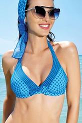 Triangel-Bikini-Oberteil mit B�gel von Antigel