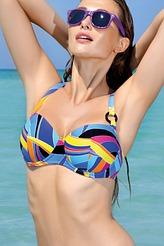 Schalen-Bikini-Oberteil von Antigel
