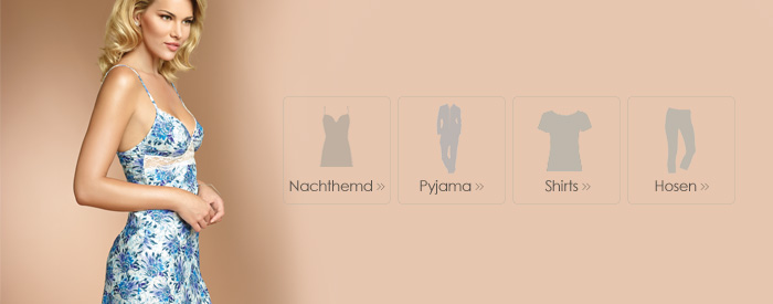 traumhafte Nachtwäsche online kaufen