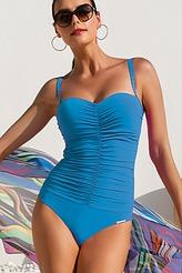 Badeanzug, Bandeau-Form von Lise Charmel