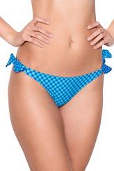 Bikini-Slip mit Schn�rung von Antigel