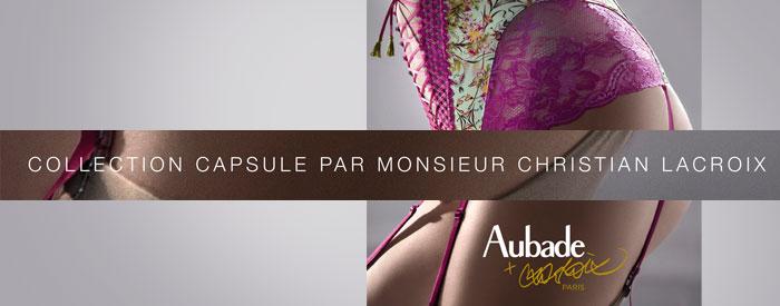 Aubade - Idylle Parisienne by Christian Lacroix