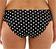 Bikini-Slip, geraffte Seiten von Panache