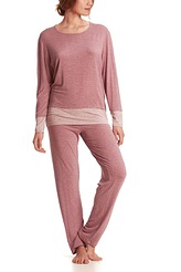 Pyjama, lang von Mey Damenwäsche