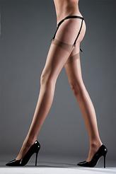 Stockings Plain nude von Bluebella